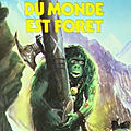 Le nom du monde est forêt (the word for world is forest) - ursula k. le guin