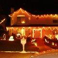 USA - Christmas lights
