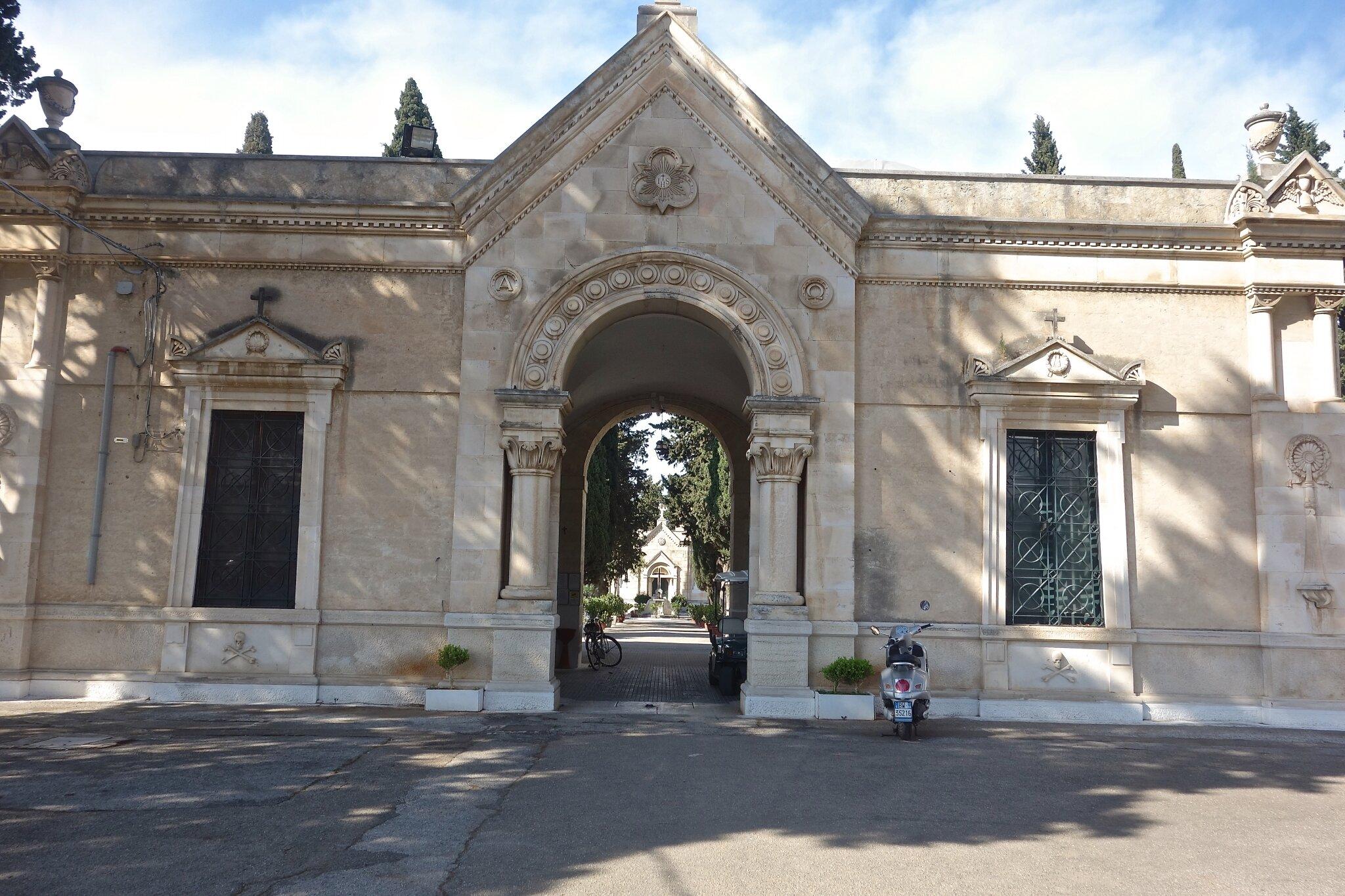 Triggiano - cimetière