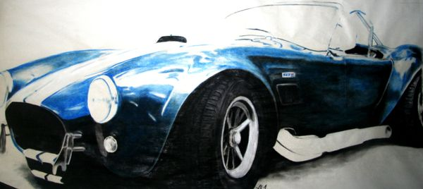 AC Cobra finition