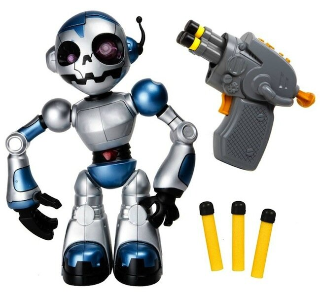 wowwee robot zombie 4