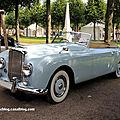 La bentley mkvi carrossée par graber cabriolet de 1949 (9ème classic gala de schwetzingen 2011)