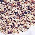 Le cas du granola