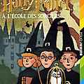 Harry potter - tome 1