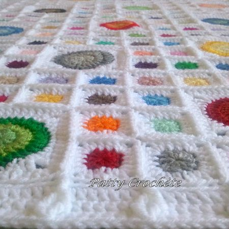 Baby Happy Colors Blanket diverses vues (10)