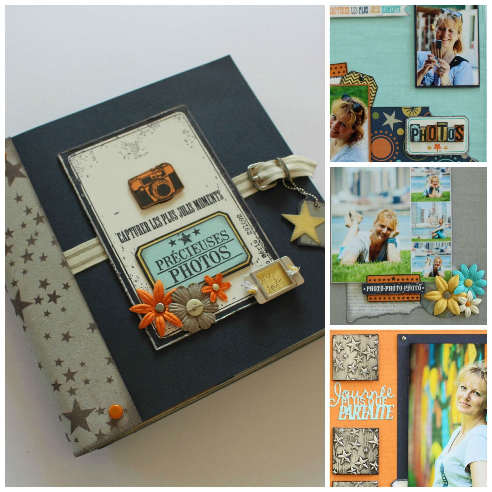 Kit Atelier Multi Albums Septembre 2015