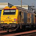 BB 75086 infra, Bordeaux