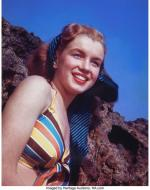 1946-08-CA-Castle_Rock_State_Park-Swimsuit_striped-by_william_carroll-010-1