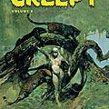 Anthologie creepy, volume 3 - collectif
