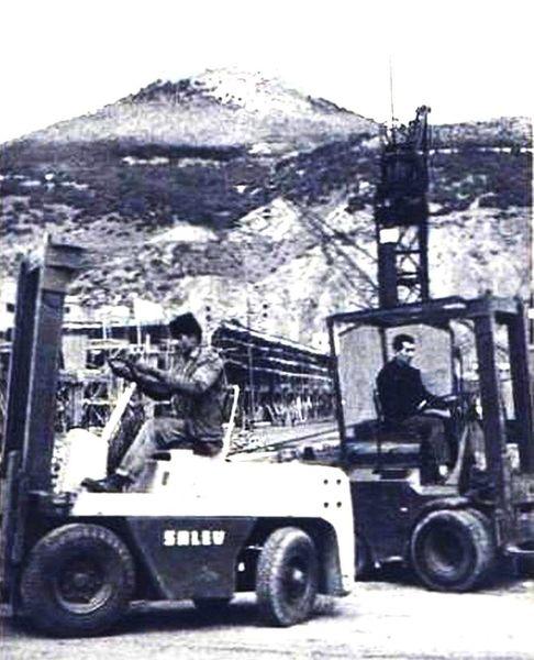Oran- 095- travail sur les quais