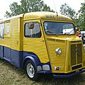CITROËN type HY chassis long 1972 Madine (1)