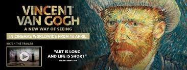 logo Van Gogh - a new way of thinking