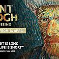 Film release : vincent van gogh – a new way of seeing