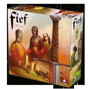 Boutique jeux de société - Pontivy - morbihan - ludis factory - Fief