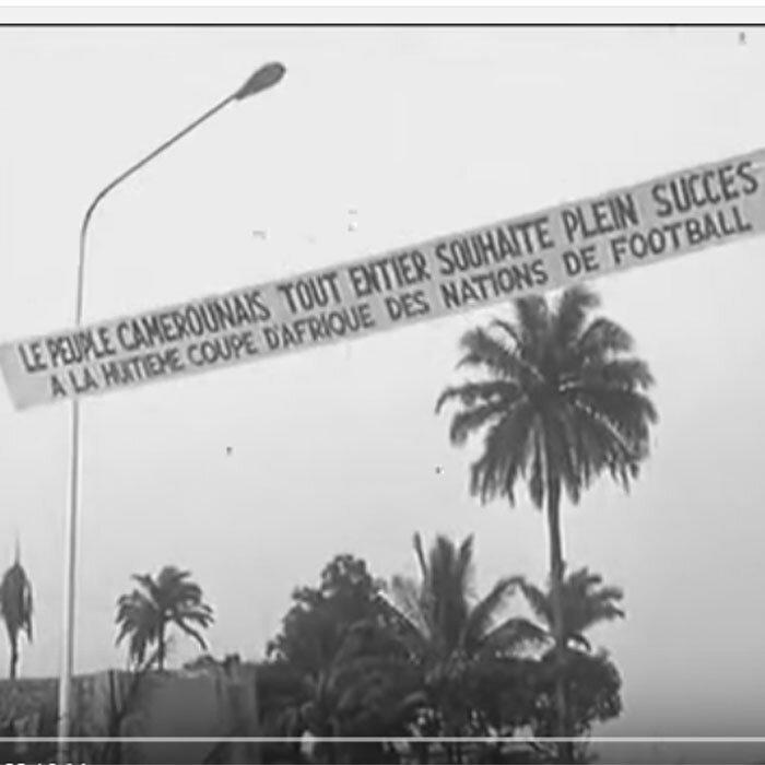 Rétrospective: 1972, Ouverture de la Coupe d'Afrique des Nations de Football organisée par le Cameroun