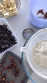 cookies chocolat noisette Helene Darroze 00a LE MIAM MIAM BLOG