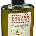 Parfum chance immédiate