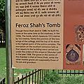 Delhi - hauz khas - la madrasa 2