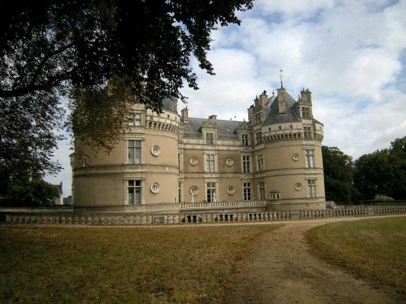 Sarthe Chateau du Lude