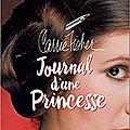 Journal d'une princesse de carrie fisher