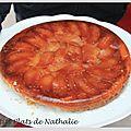Tarte tatin façon pierre hermé - ou la meilleure tarte tatin que vous n'avez jamais mangée...