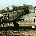 WWII - Luftwaffe Focke Wulf FW-190