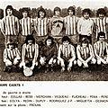 Cm floirac 1975/1976 cadets 1