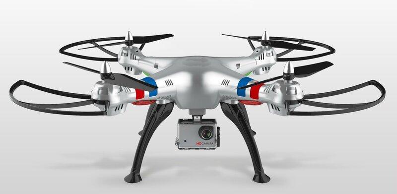 Syma-X8G-Quadcopter