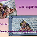 Les amies de steph lotus, 137e inscrite