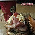 Burger cochon