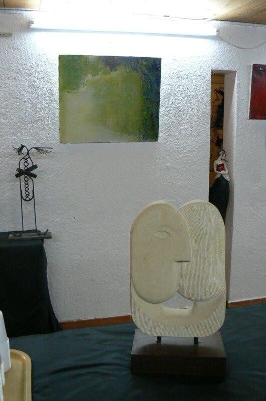 exposition du jardin à l'atelier 12 juin 2010 141