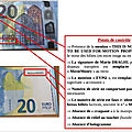 Attention aux faux billets