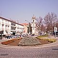 Rond-point à vila real (portugal)