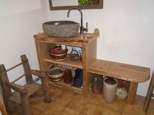 bois , salle de bain 018