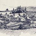 Hameau de la Farche (Bourgogne)