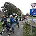 Balade Lerarenkaart fietstocht - 03/11/2013