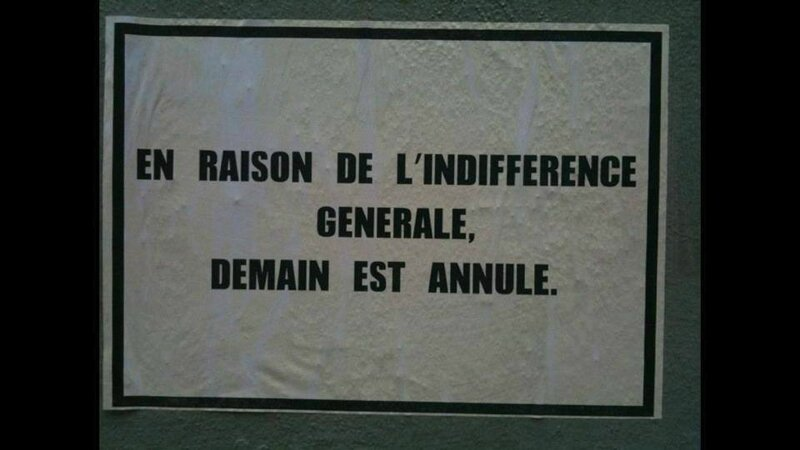 Indifférence