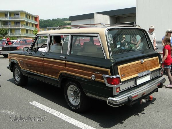 jeep wagoneer limited 4x4 1979 1981 b