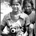 Les gones de Malabar hill - photo au nounours