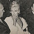 May 1960 show de joséphine baker