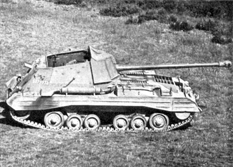 Archer_SP_17_pdr_Tank_Destroyer
