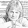 Claude françois (partitions - sheet-music)