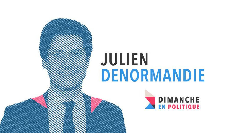 TEASER JULIEN DENORMANDIE