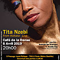 Nouveau spectacle 'from kolkata live' de tita nzebi le 6 avril : interview
