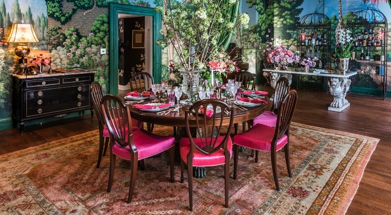 KIPS BAY DECORATOR SHOWHOUSE SANS FRANCISCO KEN FULK