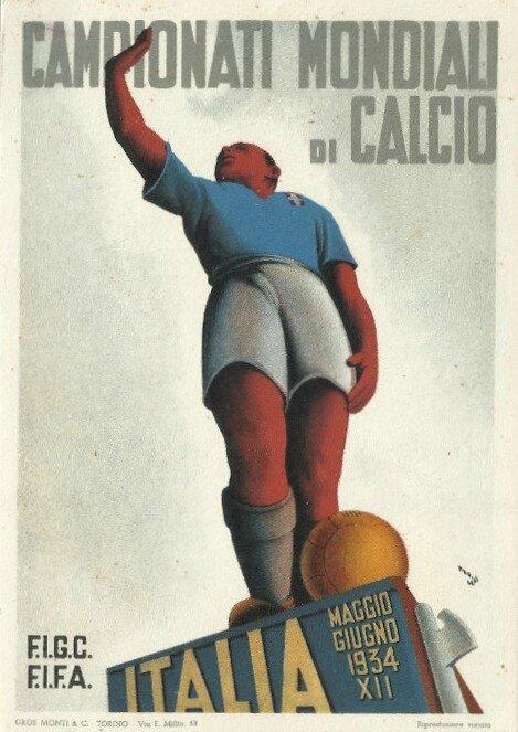 1934 CPM Affiche 2