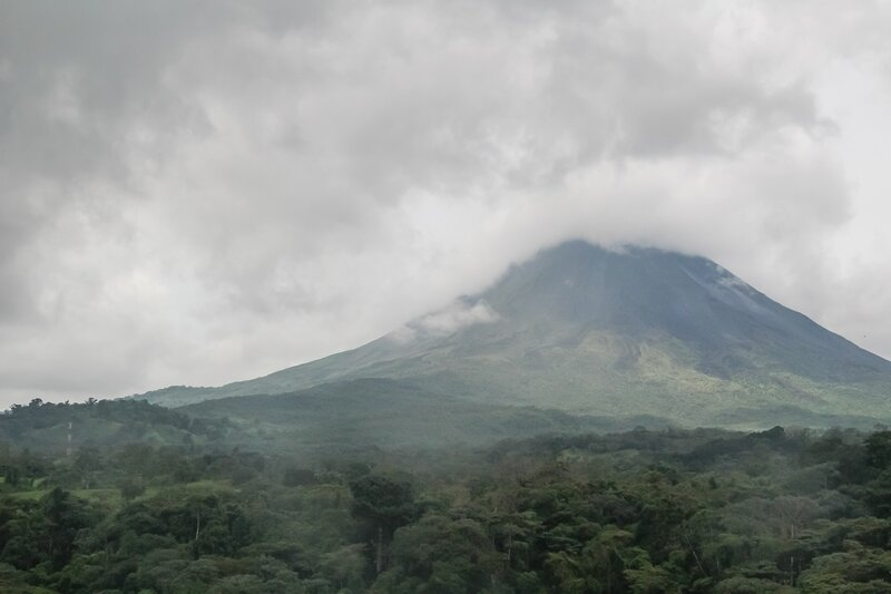 volcan Tenorio