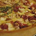 A vos casseroles edition#13 figues & noix : tarte figue, feta et noix