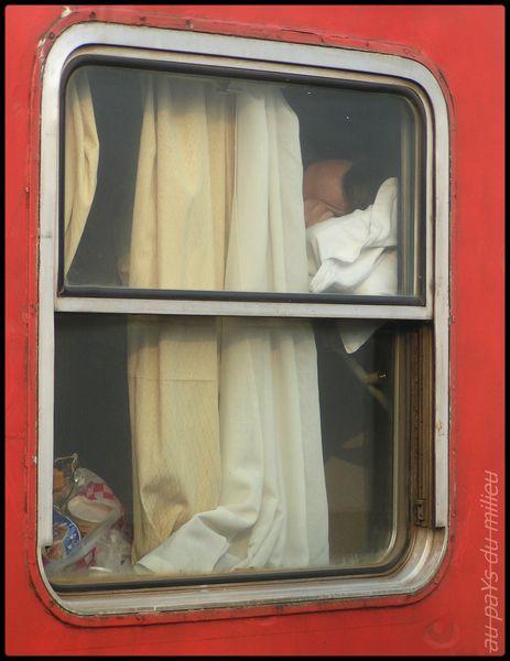 trains de Chine grande vitesse et petite vitesse 03