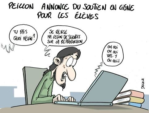 humour education nationale peillon